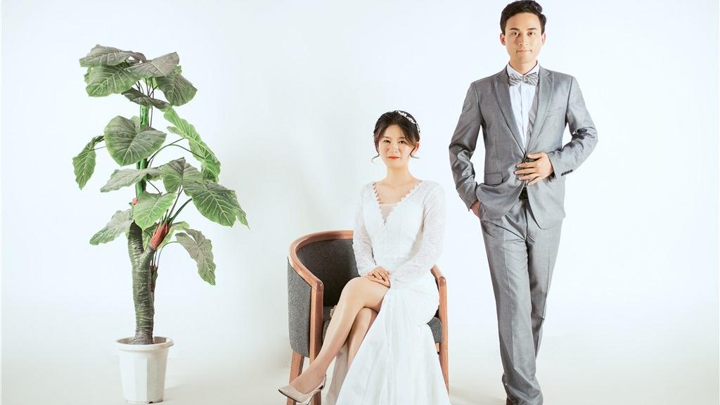婚紗照與婚禮攝影